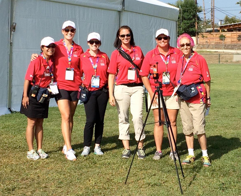 Kestrel Heat Stress Trackers Keep Special Olympic Athletes Safe