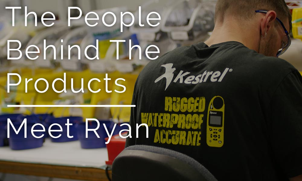 People Behind the Products: Meet Ryan