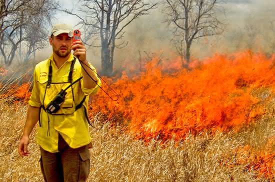 Kestrel for Firefighting