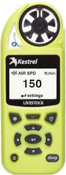 Kestrel 5000AG Livestock Environmental Meter